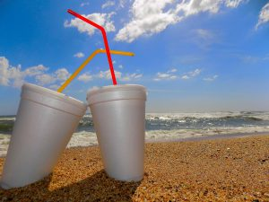 Non Recycled Polystyrene Cups can Last an Eternity!